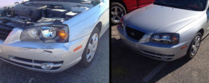 Bumper Repair in Montgomery, Prattville, Millbrook, & Wetumpka