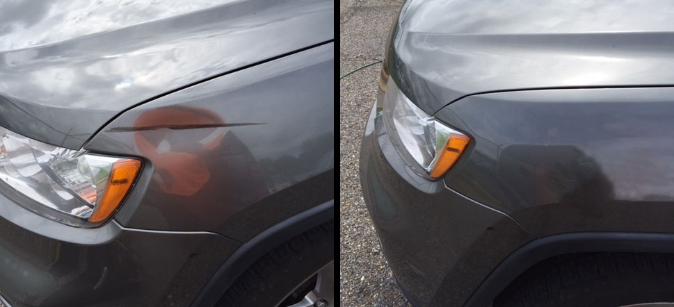 Paintless Dent Repair in Montgomery, AL