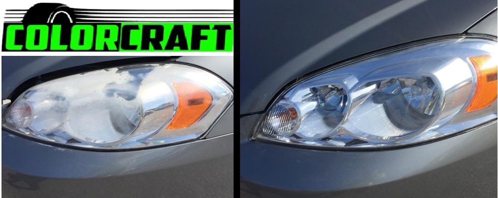 Headlight Restoration in Montgomery, Prattville, Millbrook, & Wetumpka