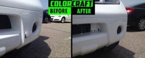 Bumper Dent Repair Prattville, AL
